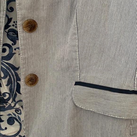 george ME Jackets & Blazers - Seersucker women's jacket.